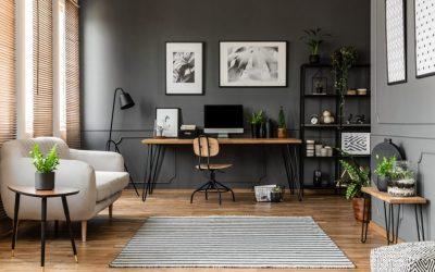 Δημιουργείστε το δικό σας γραφείο στο σπίτι